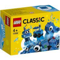 LG11006_001w LEGO® Classic - Caramizi creative albastre (11006)