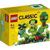 LG11007_001w LEGO® Classic - Caramizi creative verzi (11007)
