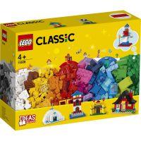 LG11008_001w LEGO® Classic - Caramizi si case (11008)