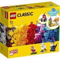 LG11013_001w LEGO® Classic - Caramizi transparente creative (11013)