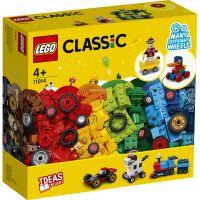 LG11014_001w LEGO® Classic - Caramizi si roti (11014)