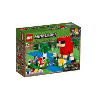 LG21153_001w LEGO® Minecraft™ - Ferma de lana (21153)