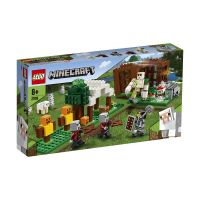 LEGO® Minecraft™ - Pillager Outpost (21159)