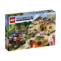 LG21160_001w LEGO® Minecraft™ - The Illager Raid (21160)