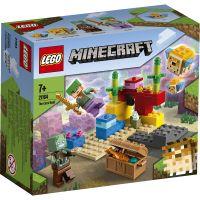 LG21164_001w LEGO® Minecraft™ - Reciful de corali (21164)