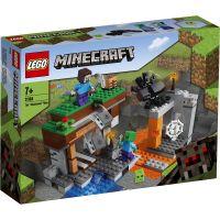 LG21166_001w LEGO® Minecraft™ - Mina abandonata (21166)
