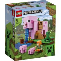 LG21170_001w LEGO® Minecraft™ - Casa purcelusilor (21170)