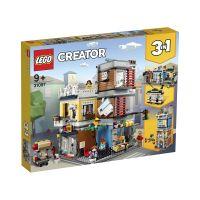 LG31097_001w LEGO® Creator™ - Magazin de animale si cafenea (31097)