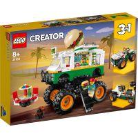 LG31104_001w LEGO® Creator - Camion gigant cu burger (31104)