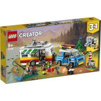 LG31108_001w LEGO® Creator - Vacanta in familie cu rulota