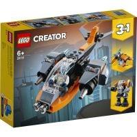 LG31111_001w LEGO® Creator - Drona cibernetica (31111)