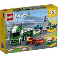 LG31113_001w LEGO® Creator - Transportor de masini de curse (31113)