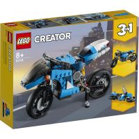 LG31114_001w LEGO® Creator - Super motocicleta (31114)