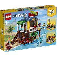 LG31118_001w LEGO® Creator - Casa de pe plaja a surferilor (31118)