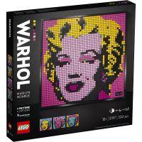 LG31197_001w LEGO® Art - Andy Warhol's Marilyn Monroe (31197)