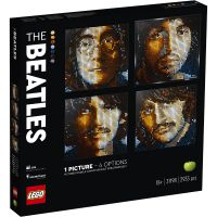 LG31198_001w LEGO® Art - The Beatles (31198)