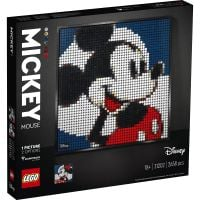 LG31202_001w  LEGO® Art - Disney's Mickey Mouse (31202)
