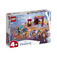 LG41166_001w LEGO® Disney Princess™ - Aventura Elsei cu caruta (41166)