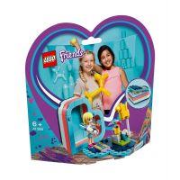 LG41386_001w LEGO® Friends - Cutia de vara in forma de inima a Stephaniei (41386)