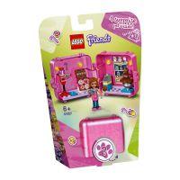LG41407_001w LEGO® Friends - Cubul de joaca de cumparaturi al Oliviei (41407)