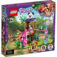 LG41422_001w LEGO® Friends - Casuta din copac in jungla ursilor panda (41422)
