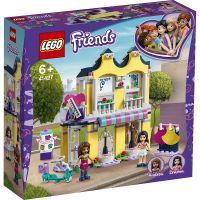LG41427_001w LEGO® Friends - Casa de moda a Emmei (41427)