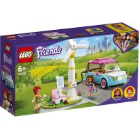 LG41443_001w LEGO® Friends - Masina electrica a Oliviei (41443)