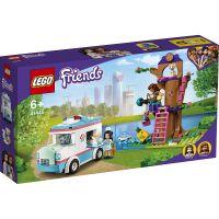 LG41445_001w LEGO® Friends - Ambulanta clinicii veterinare (41445)