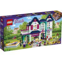 LG41449_001w LEGO® Friends - Casa familiei Andreei (41449)
