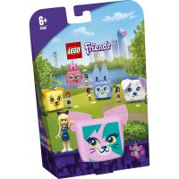 LG41665_001w LEGO® Friends - Cubul pisica al Stephaniei (41665)