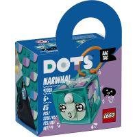 LG41928_001w LEGO® Dots - Breloc Narval (41928)