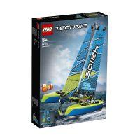LG42105_001w LEGO® Technic - Catamaran (42105)
