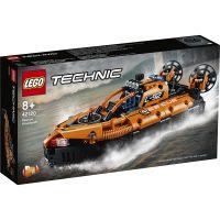 LG42120_001w LEGO® Technic - Aeroglisor de salvare (42120)