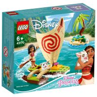 LG43170_001w LEGO® Disney Princess - Aventura pe ocean a Moanei