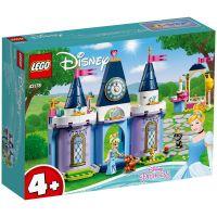 LG43178_001w LEGO® Disney Princess™ - Sarbatorirea Cenusaresei la Castel (43178)