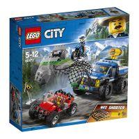 LEGO City Police - Goana pe teren accidentat (60172)