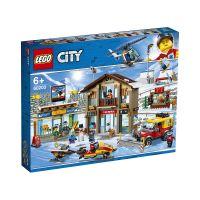 LG60203_001w LEGO® City Town - Statiunea de schi (60203)