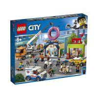 LG60233_001w LEGO® City Town - Deschiderea magazinului de gogosi (60233)