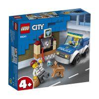 LG60241_001w LEGO® City Police - Unitatea de politie canina (60241)