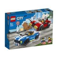LG60242_001w LEGO® City Police - Arest pe autostrada al politiei (60242)