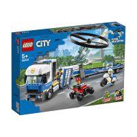 LG60244_001w LEGO® City Police - Transportul elicopterului de politie (60244)