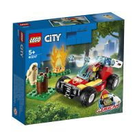 LG60247_001w LEGO® City - Incendiu din padure (60247)