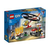 LG60248_001w LEGO® City - Interventie cu elicopterul de pompieri (60248)