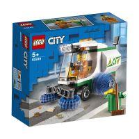 LG60249_001w LEGO® City - Masina de maturat strada (60249)