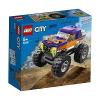 LG60251_001w LEGO® City Great Vehicles - Camion gigant (60251)