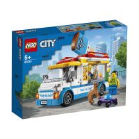 LG60253_001w LEGO® City - Furgoneta cu inghetata (60253)