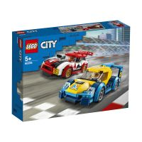 LG60256_001w LEGO® City Great Vehicles - Masini de curse (60256)