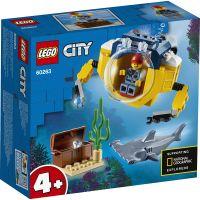 LG60263_001w LEGO® City - Minisubmarin oceanic (60263)