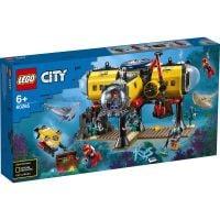 LG60265_001w LEGO® City - Baza de explorare a oceanului (60265)