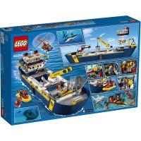 LG60266_001w LEGO® City - Nava de explorare a oceanului